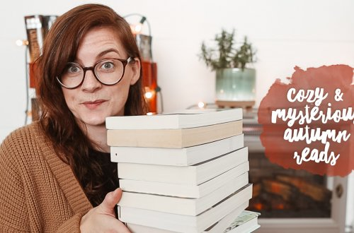 AUTUMN BOOK RECOMMENDATIONS - great mystery & suspense, classics, science fiction & YA books!