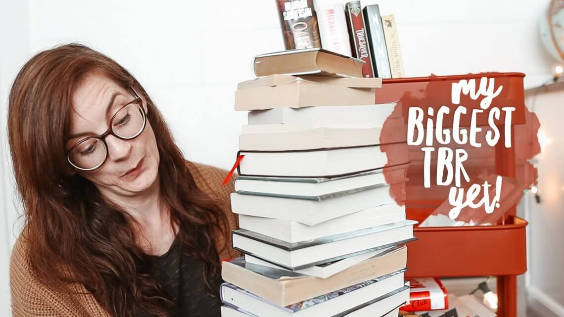 Picking my OCTOBER TBR - my Victober, Read Your Bookshelf Challenge and Hey Reader-athon TBR's